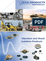 Vibration and Shock Isolation Products Catalog