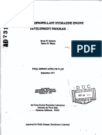 Afrpl Long-life Moqnopropellant Hydrazine Engine