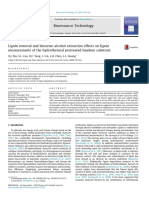 Lignin removal and benzene–alcohol extraction effects on lignin measurements of the hydrothermal pretreated bamboo substrate.pdf