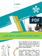 Cateter Swan Ganz
