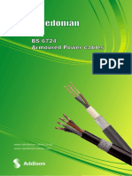 BS 6724 Electrical Cables