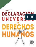 DDHH Naciones Unidas