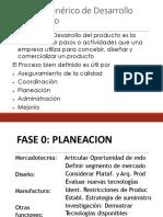 2. Proceso Generico & Planeacion de Producto