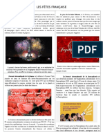 Portofoliu Franceză Sarbatori În Franța