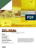 Revista de Psicologia Delirium VI