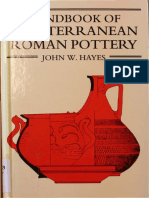 Hayes_Handbook of Mediterrannean Roman Potery