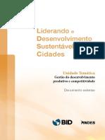 Semana 3.2. Gestao Do Desenvolvimento Produtivo e Competitividad