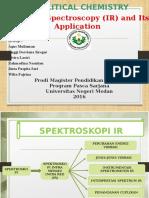 Spektrokopi IR ppt