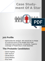 Case Study Solution- Recruitment of a star_246064204.pptx
