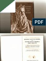 (Sfantul Grigorie de Nyssa) Despre viata lui Moise. Desavarsirea prin virtute.pdf