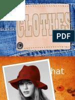 Clothes Ppt1