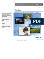 Dscrx100 Guide Es