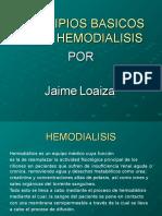 Principios Basicos de La Hemodialisis
