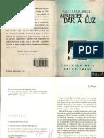 Cartilla Para Aprender a Dar a Luz - Consuelo Ruiz-Velez