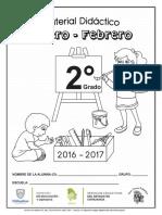 2o Material de Apoyo Ene - Feb. 2016-2017