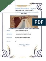 Informe Canales Hidraulicos