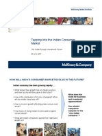 306245 Mckinsey the India Consumer Story