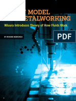 A New Model for Metalworking