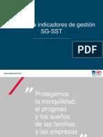 Objetivos e Indicadores de Gestion SG-SST 680 2016 08-01-14!54!01