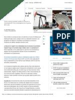 ¿Por qué baja el precio del petróleo cuando sube el dólar - Sectores - ELTIEMPO.COM.pdf