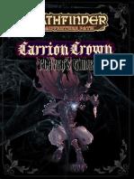 Carrion Crown Campaña pdf