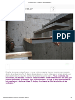 ¿Diseñar Escaleras en Cantilever_ - Enlace Arquitectura