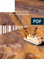 Exploring India Mining the Opportunities FINAL