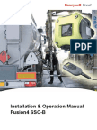 Installation and Operation Manual Fusion4 SSC-B Rev 5