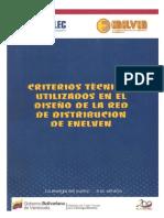 Criterios Téc. Utilizados en el Diseño de la Red de Dist. de ENELVEN.pdf