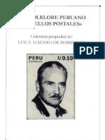 EL FOLKLORE PERUANO EN SELLOS POSTALES