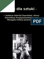 Kolekcje - Nowoczesna Polska