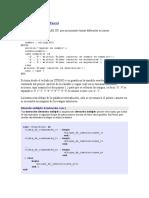 USO de CASE of en Pascal