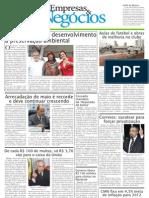 Jornal - Empresa Negócios