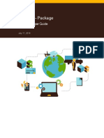 Shipping Package XML Developer Guide