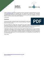 La biométhanisation et l'humus (André Leguerrier - Joseph Országh)