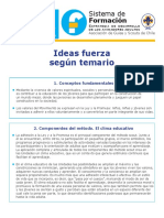 Ideas Fuerza mov. Scout