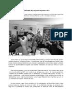 #ExperienciaRuta40 Al Gran Pueblo Argentino Salud