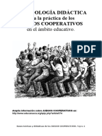 00 Bases Tec3b3ricas y Didc3a1cticas de Los Juegos Cooperativos 2015