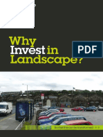 Why Invest in landscape