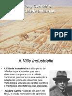 Tony Garnier e a Cidade Industrial