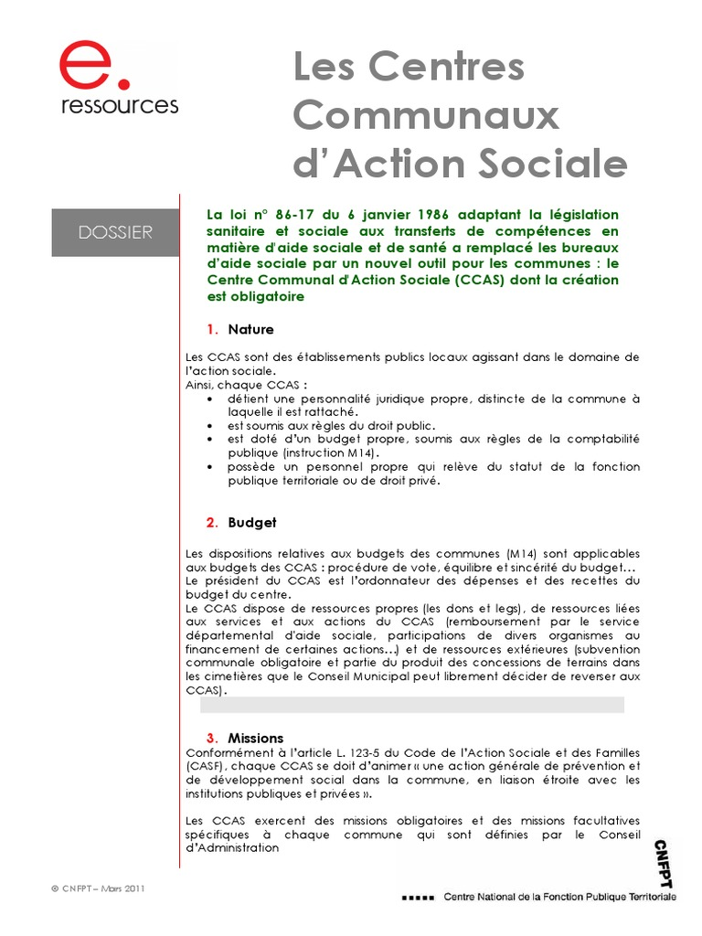 aide sociale releve 5