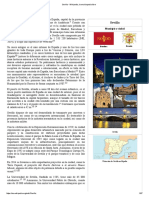 Sevilla - Wikipedia, La Enciclopedia Libre