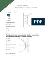 78067668 Ejercicios Parabola