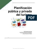 Planificacion Publica y Privada Del Turismo