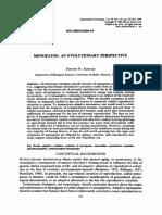Experimental Gerontology Volume 29 issue 3-4 1994 doi 10.1016%2F0531-5565%2894%2990005-1 -  Steven N. Austad -- Menopause- An evolutionary perspective.pdf