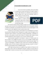 Analiza Fenomenului de Inculturaţie În Şcoală