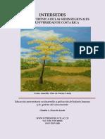 Revista Electrónica de Las Sedes Regionales de La Universidad de Costa Rica