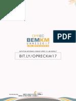 Bem Km Unnes 2017