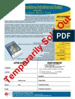 Textbook Order Form FR 2012