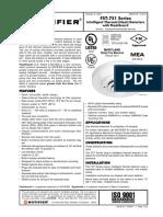 Detector Térmico Analógico